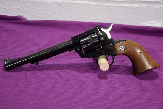"Ruger New Model Single 6 Revolver, 32 HNR Mag, 6.5"" Barrel, SN: 650-30516"