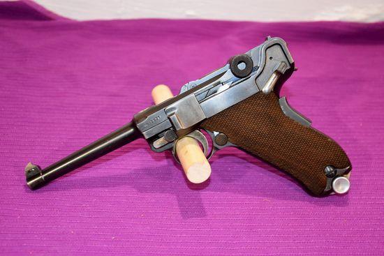 Mauser German Luger, SN: 2271
