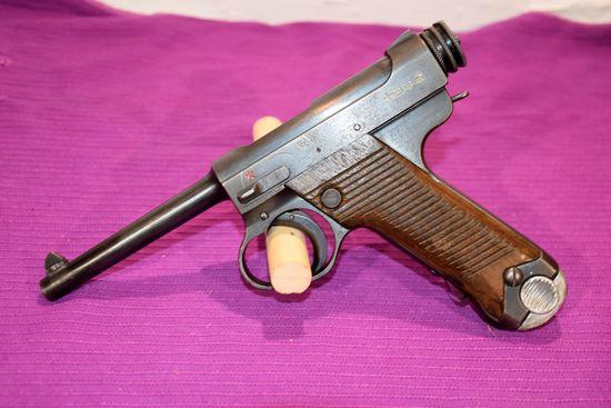 Japanese Nambu Type 14 Pistol, 18.1 Marked, 8MM, SN: 62442
