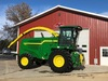 2015 John Deere 7780 Self Propelled Harvester 882/595 Hours, HiArc Spout, Spout Extension, Auto Lube
