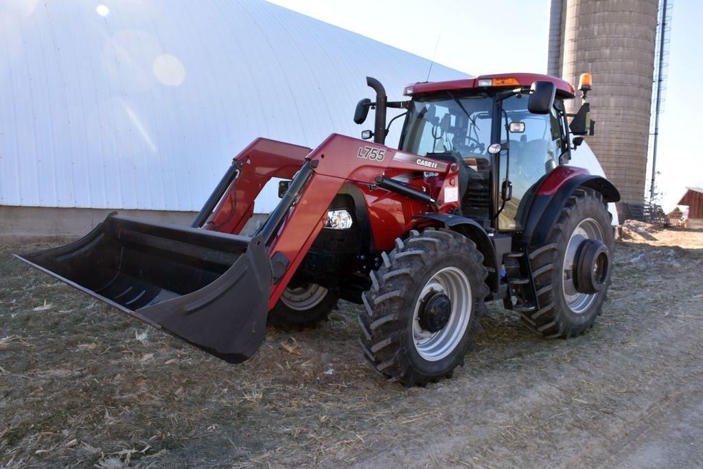 CLEAN FARM MACHINERY RETIREMENT AUCTION