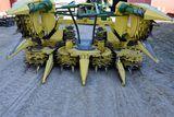 John Deere 686 Rotary Harvesting Corn Head, 15' End Snout Augers, SN: B1083406