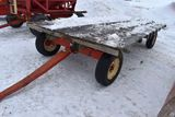 8'x16' Flatbed On 5 Ton Running Gear