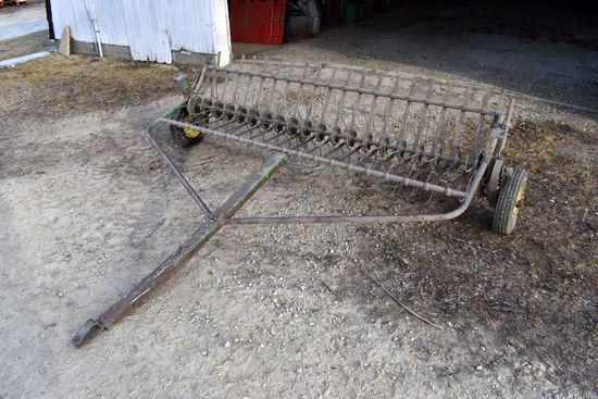 John Deere Model #2 Hay Fluffer
