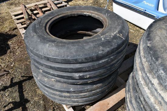 (2) Firestone 9.5L15 Used Tires
