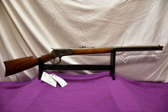 Winchester 1892 25-20 Cal., Year Manufactured 1905, SN:290664, Sporting Rifle, 24'' Round Barrel, Fu