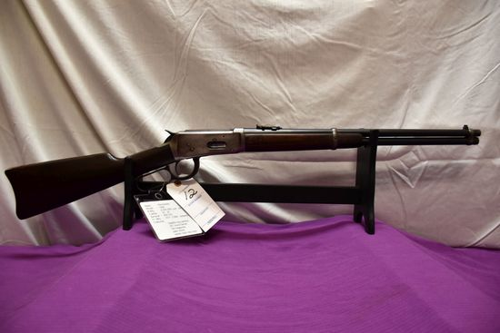 Winchester 1894 30-30 Cal., Year Manufactured 1917, Saddle Ring Carbine, 20'' Round Barrel, Full Mag