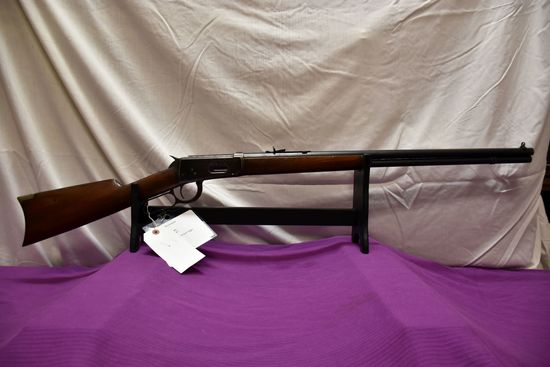 Winchester Model 1894 32-40 Cal., Year Manufactured 1907, Globe Front Sight, SN:430741, Lever Action