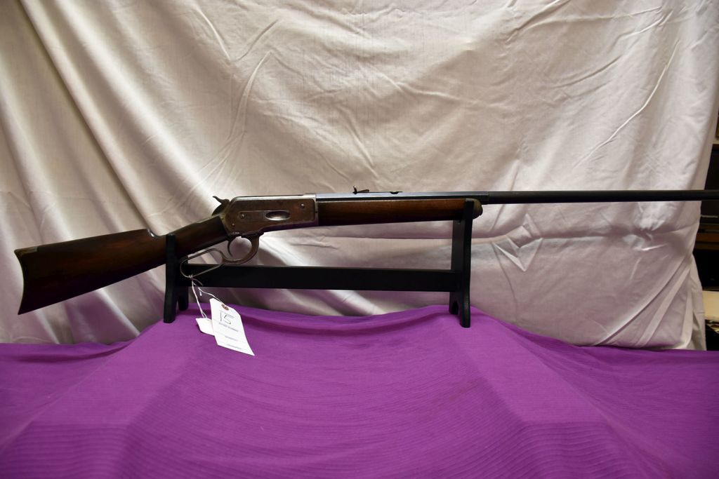 Winchester 1886 38-70 WCF Cal., Year Manufactured 1901, Extra Long Barrel, Half Round Half Octagon,