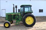 1979 John Deere 4440 Tractor, 10,748 Hours, 1 Owner (Lots Of JD Repair Sheets), Quad, 3pt No Center