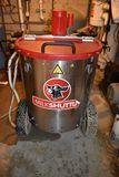 2016 Urban Milk Shuttle Pasteurizer, 150 Liter, Self-Propelled, Electric Drive, SN: F5241-16