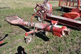 "Fetral Jump Auger, 15' x 10"", Hydraulic Drive"