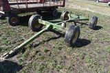 John Deere 10 Ton Model 1065 Running Gear, 11L15 Tires