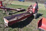 Gehl Hi-Throw Silage Blower, 540PTO, Model FB85, Convyor Feed Hopper