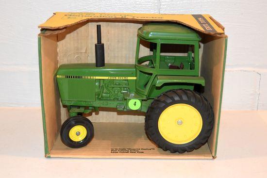 Ertl John Deere Generation II Tractor, 1/16th Scale With Blue Print Replica Box