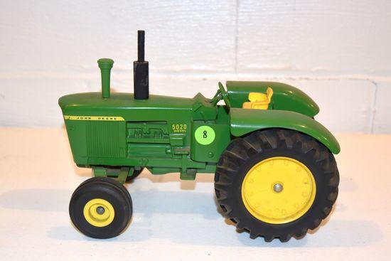 Ertl John Deere 5020 Tractor, 1/16th Scale, No Box
