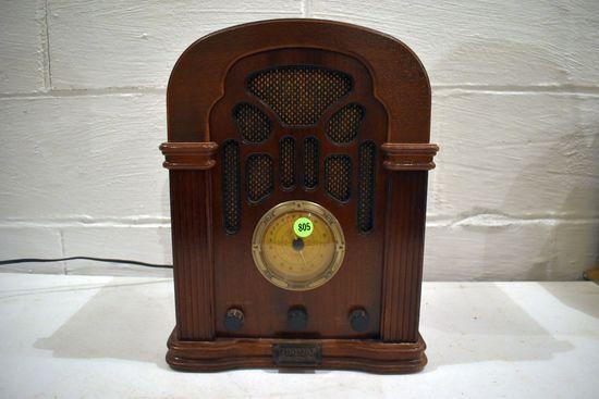 Thomas America Series Radio Model 411, Tabletop