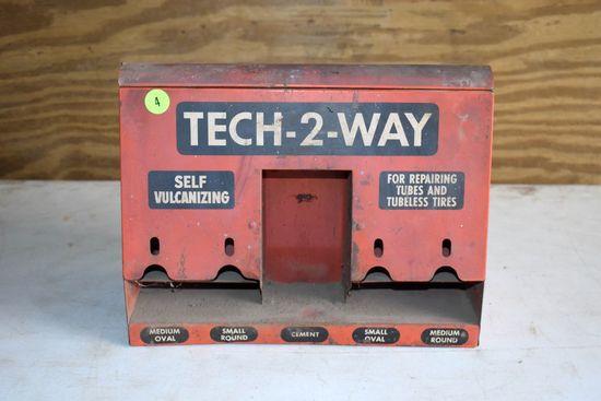 Tech-2- Way Tube Repair Display, Missing Parts