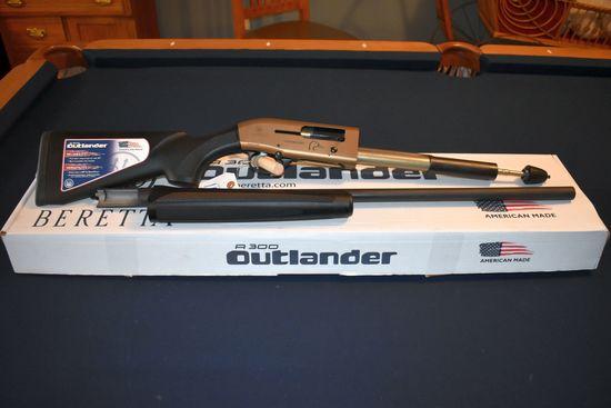 """Beretta A300 Outlander Semi-Auto Shotgun, 12ga. 2 3/4"""" or 3"""", Ducks Unlimited Edition, New In Box Un"""