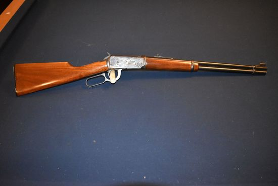 Winchester Model 94 Lever Action Rifle 30-30 Win. Saddle Ring, Light Engraving, SN:3379768