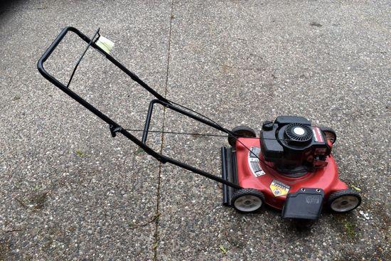 Yard Machines 20' Mower, 3.5HP Motor