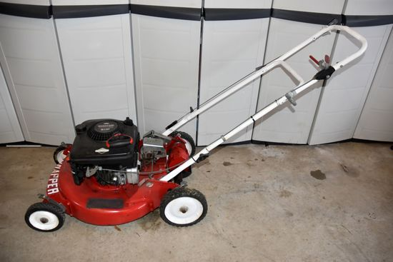 Snapper Lawn Mower With 5HP Briggs And Stratton Motor