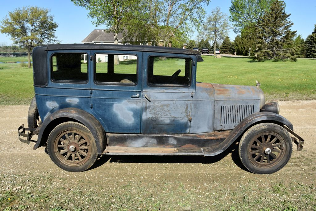 1928 Chrysler 4 Door, Good Body, Motor, Sold With Bill Of Sale Only