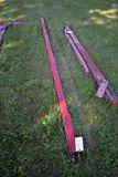 Wooden Horse Pole
