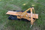 King Kutter RB-72-Y 6' 3pt. Blade