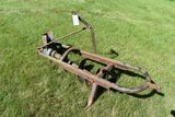 Ford Post Hole Auger, 3pt., No PTO