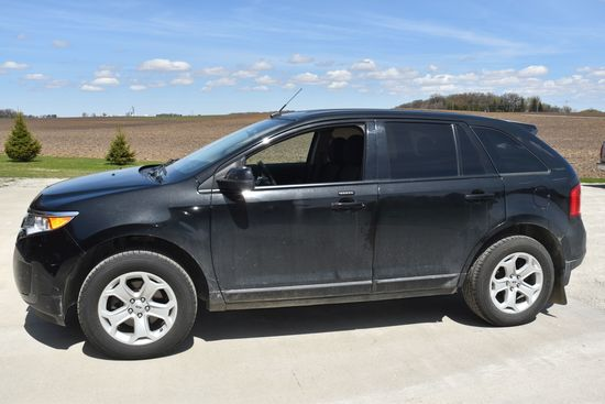 2013 Ford Edge SEL, AWD, 82,443 Actual Miles, 3.5LV6, Auto, Clean Car, Cloth Interior, New Tires, Ne