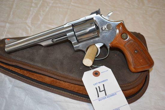 Taurus 357 Magnum Revolver, SN:L1670333, With Soft Case