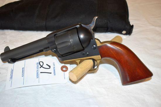 Stoegr 45 Colt Revolver, SN:J93008, With Soft Case