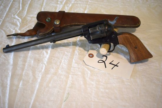 Colt Single Action Butt Line Scout, 22 LR Cal., SN:788601, With Holster
