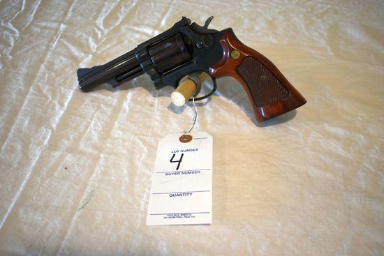 Smith & Wesson Model 19-4, 357 Magnum Revolver, SN:62K7222