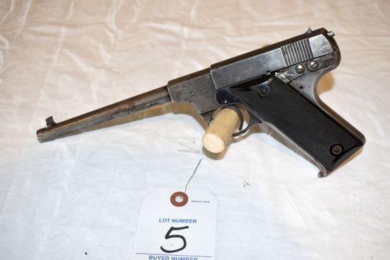 Hartford Arms 22 Cal. LR, Semi Auto Pistol, SN:2383, Magazine