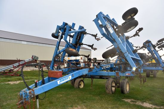 DMI Nutri-Placr 5300 Anhydrous Tool Bar, 52', 21 Knife, Raven NH3 Cooler With Raven 440 Monitor, Wal