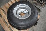 New Carlisle 9.5L-14SL Implement Tire On 6 Bolt Rim