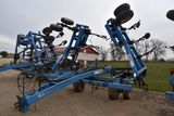DMI Nutri-Placr 5250 Anhydrous Tool Bar, 42', 17 Knife, Continental NH3 Cooler With Micro Trak MT300