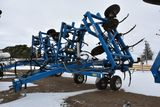 DMI Nutri-Placr 5300 Anhydrous Tool Bar, 52', 19 Shank, NH3 Cooler With Raven Monitor, Walking Tande