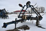 Blu-Jet LandRunner Anhydrous Tool Bar, 32', 13 Knife, NH3 Cooler With Monitor, Rear Hitch, Single Wh