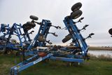 DMI Nutri-Placr 5250 Anhydrous Tool Bar, 52', 21 Knife, Raven NH3 Cooler With Raven 700 Monitor, Cov