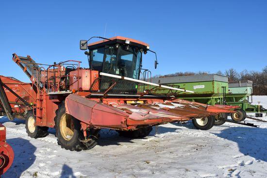 Byron 8400 Harvestor With John Deere 7.6L Engine
