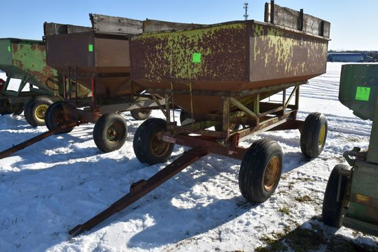 Parker Model 2100 Gravity Flow Wagon, Kewanee No.