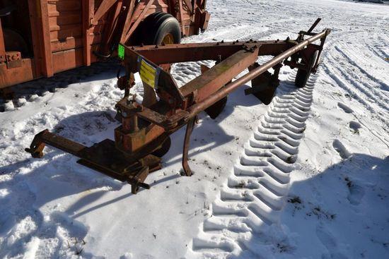 International 710 Plow, 3 Bottom, 2pt. In-Furrow