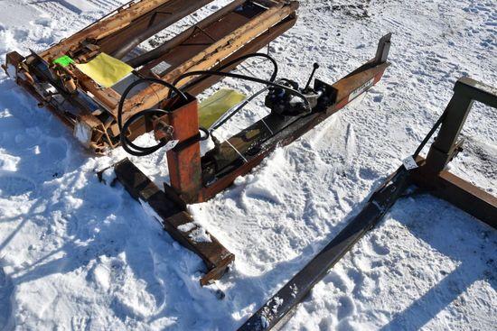 Alaskan 3 Pt., Wood Splitter