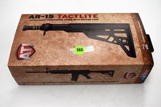 ATI AR-15 Tactical Adjustable Stock, New In Box