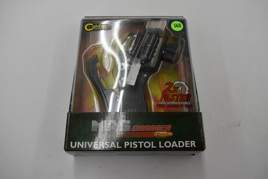 Caldwell Mag Charger Universal Pistol Loader, New In Box