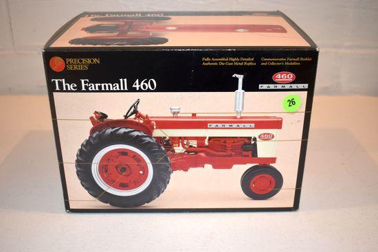 Ertl Precision Series No.11 Farmall 460, 1/16th Scale With Box