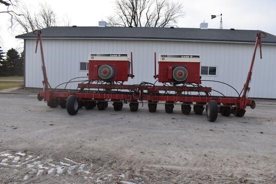 """Case IH 955 Planter 14R20"""" Bean & Corn Drums (No Fert)"""